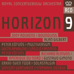 Horizon 9 - SuperAudio CD di Royal Concertgebouw Orchestra