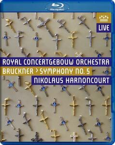 Anton Bruckner. Sinfonia n. 5 - Blu-ray