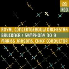 Sinfonia n.9 - SuperAudio CD ibrido di Anton Bruckner