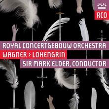 Lohengrin (Box Set) - SuperAudio CD ibrido di Richard Wagner,Royal Concertgebouw Orchestra,Mark Elder