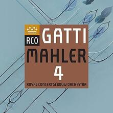 Sinfonia n.4 - SuperAudio CD ibrido di Gustav Mahler,Royal Concertgebouw Orchestra,Daniele Gatti