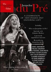 Jacqueline Du Pre. A Celebration of Her Unique and Enduring Gift di Christopher Nupen - DVD