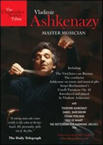 Vladimir Ashkenazy. Master Musician - DVD