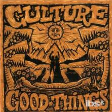 Good Things - CD Audio di Culture