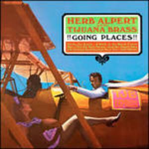 Going Places - Vinile LP di Herb Alpert,Tijuana Brass