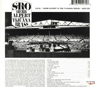 S.r.o. - CD Audio di Herb Alpert,Tijuana Brass - 2