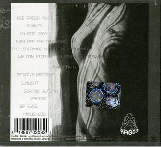 Elves, Red Sprites, Blue Jets - CD Audio di Inutili - 2