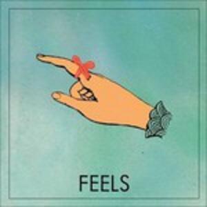 Feels - CD Audio di Feels
