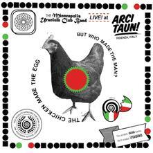 Live at Arci Taun - CD Audio di Uranium Club
