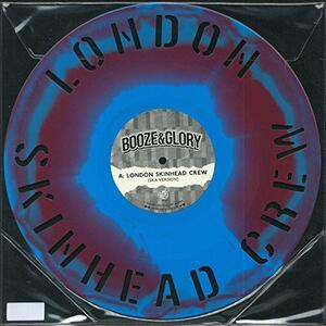 London Skinhead Crew - Vinile LP di Booze & Glory