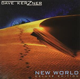 New World (Deluxe Edition) - CD Audio di Dave Kerzner