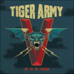 V - Vinile LP di Tiger Army