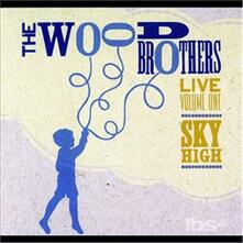 Live 1. Sky High (Digipack) - CD Audio di Wood Brothers
