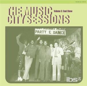 Music City Sessions 3 - Vinile LP