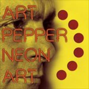 Neon Art - Vinile LP di Art Pepper
