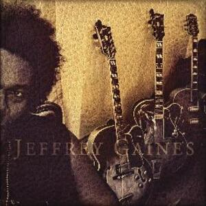 Alright - CD Audio di Jeffrey Gaines