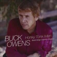 Honky Tonk Man - CD Audio di Buck Owens