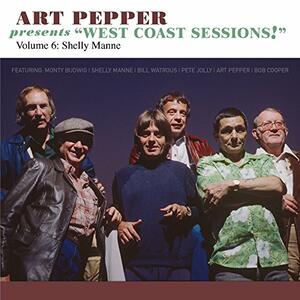 West Coast Session vol.6 - CD Audio di Art Pepper