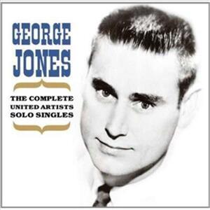 Complete United Artists - CD Audio di George Jones
