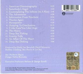 The Adventurist - CD Audio di Cindy Lee Berryhill - 2