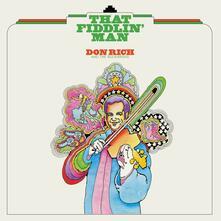 That Fiddlin' Man - CD Audio di Don Rich