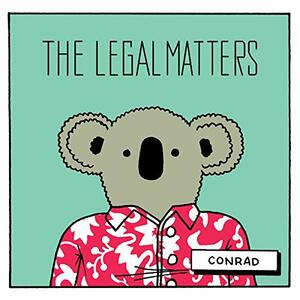 Conrad - CD Audio di Legal Matters
