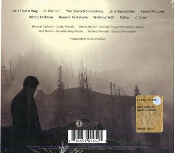 Memory Box - CD Audio di East of Venus - 2