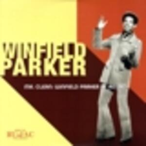 Mr Clean. Winfield Parker at Ru-Jac - Vinile LP di Winfield Parker