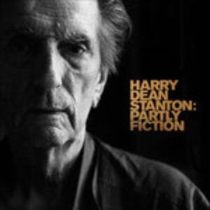 Partly Fiction - Vinile LP di Harry Dean Stanton