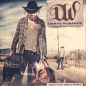 The Long Road Home - Vinile LP di Danny Worsnop