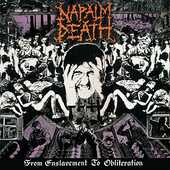 Vinile From Enslavement to Obliteration Napalm Death