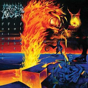 Formulas Fatal to the Flesh - Vinile LP di Morbid Angel