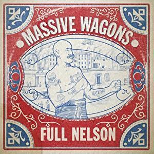 Full Nelson - CD Audio di Massive Wagons