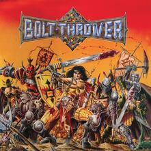 Warmaster - CD Audio di Bolt Thrower