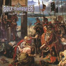 The IVth Crusade - CD Audio di Bolt Thrower