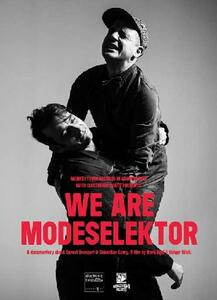 Modeselektor. We Are Modeselektor - Blu-ray