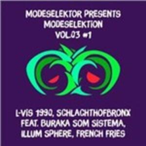Modeselektion vol.3 Part 1 - Vinile LP di Modeselektor