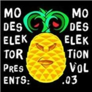 Modeselektion vol.3 - Vinile LP