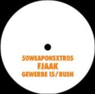 Gewerbe 15 - Rush Ep - Vinile LP di Fjaak