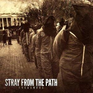 Anonymous - CD Audio di Stray from the Path