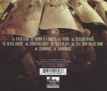 Anonymous - CD Audio di Stray from the Path - 2