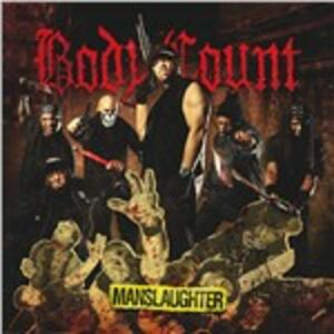 Manslaughter - CD Audio di Body Count