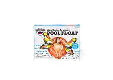 Float Butterfly Red. Big Mouth (Bmpf-0048-Eu)