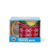 Big Mouth: Ugly Sweater Mug. Tazza