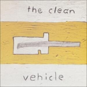 Vehicle - CD Audio di Clean