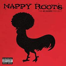 40 Akerz Project (Digipack) - CD Audio di Nappy Roots