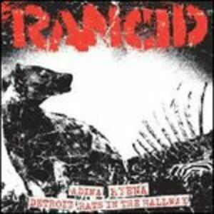 Adina - Hyena - Detroit - Rats in the Hallway - Vinile 7'' di Rancid