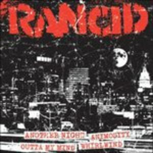 Another Night - Animosity - Outta My Mind - Whirlwind - Vinile 7'' di Rancid