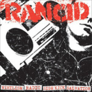 Nihilism - Radio - Side Kick - Salvation - Vinile 7'' di Rancid