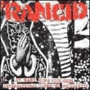 St Mary - Dope Sick Girl - International Cover Up - Solidarity - Vinile 7'' di Rancid